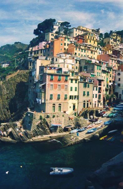 Cinque Terre, Italy, film