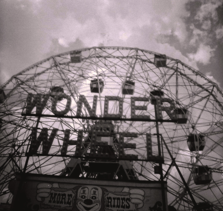 Coney Island, New York, film