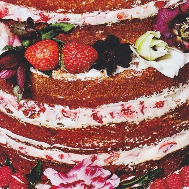"NY Mag, Wedding Issue, ""The Cakes Are Alive"", March 2015"