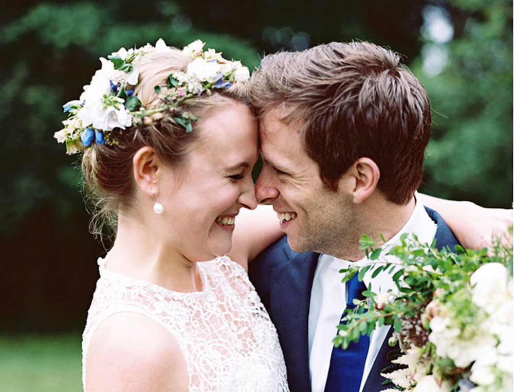 Grey likes weddings:  REAL WEDDINGS, SAGA AND JAKE'S EUROPEAN-INSPIRED GARDEN WEDDING