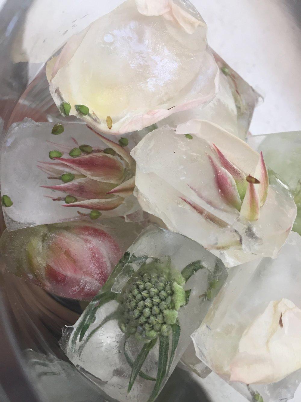 FLOWER ICE