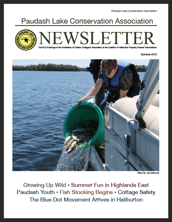 PLCA Newsletter, winter 2014/2015
