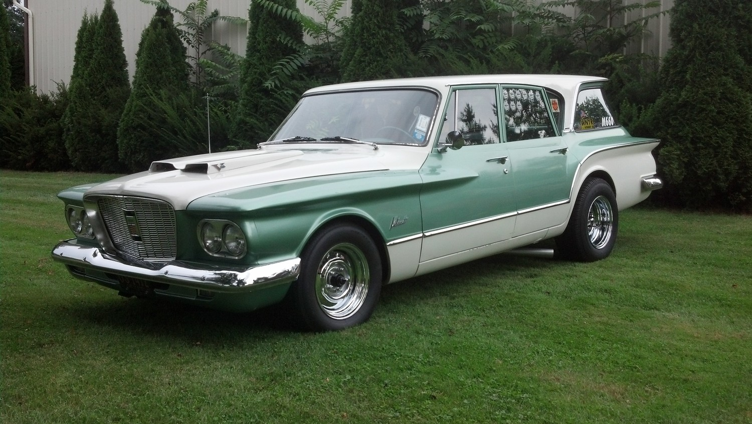 1960 Plymouth Valiant Rochester Mopars And Friends Car Club For Sale Prev Next