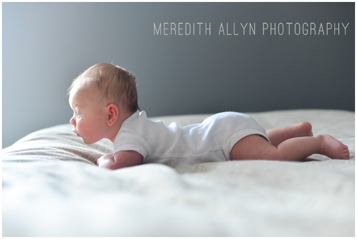Ann Arbor baby photos