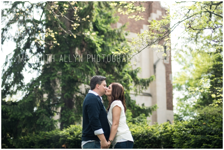 MSU Engagement Photos