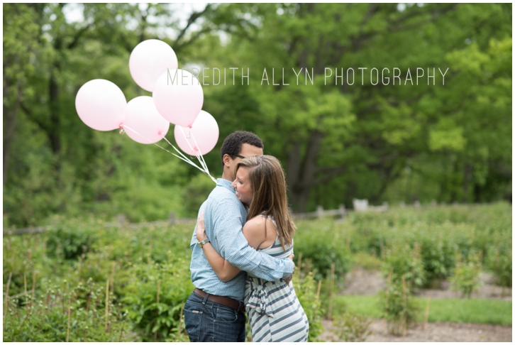 Ann Arbor Baby Reveal Party