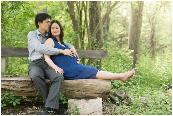 Ann Arbor Maternity Photos