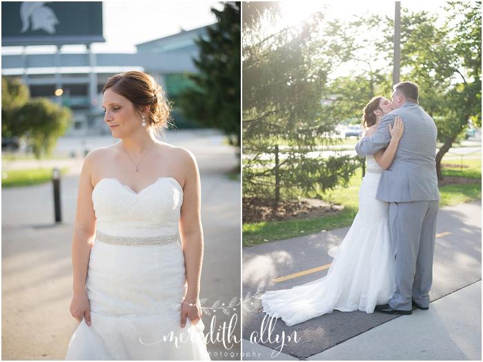 msu wedding