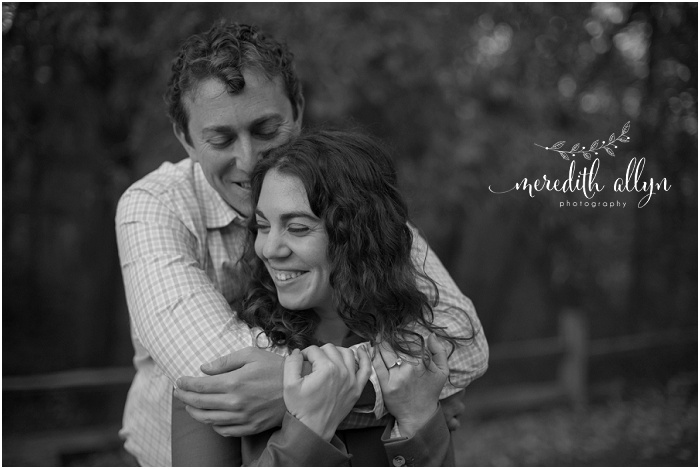 ann arbor engagement photos