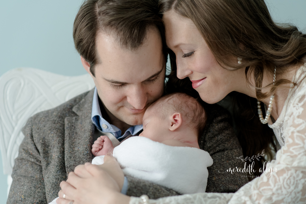 ann arbor newborn photography
