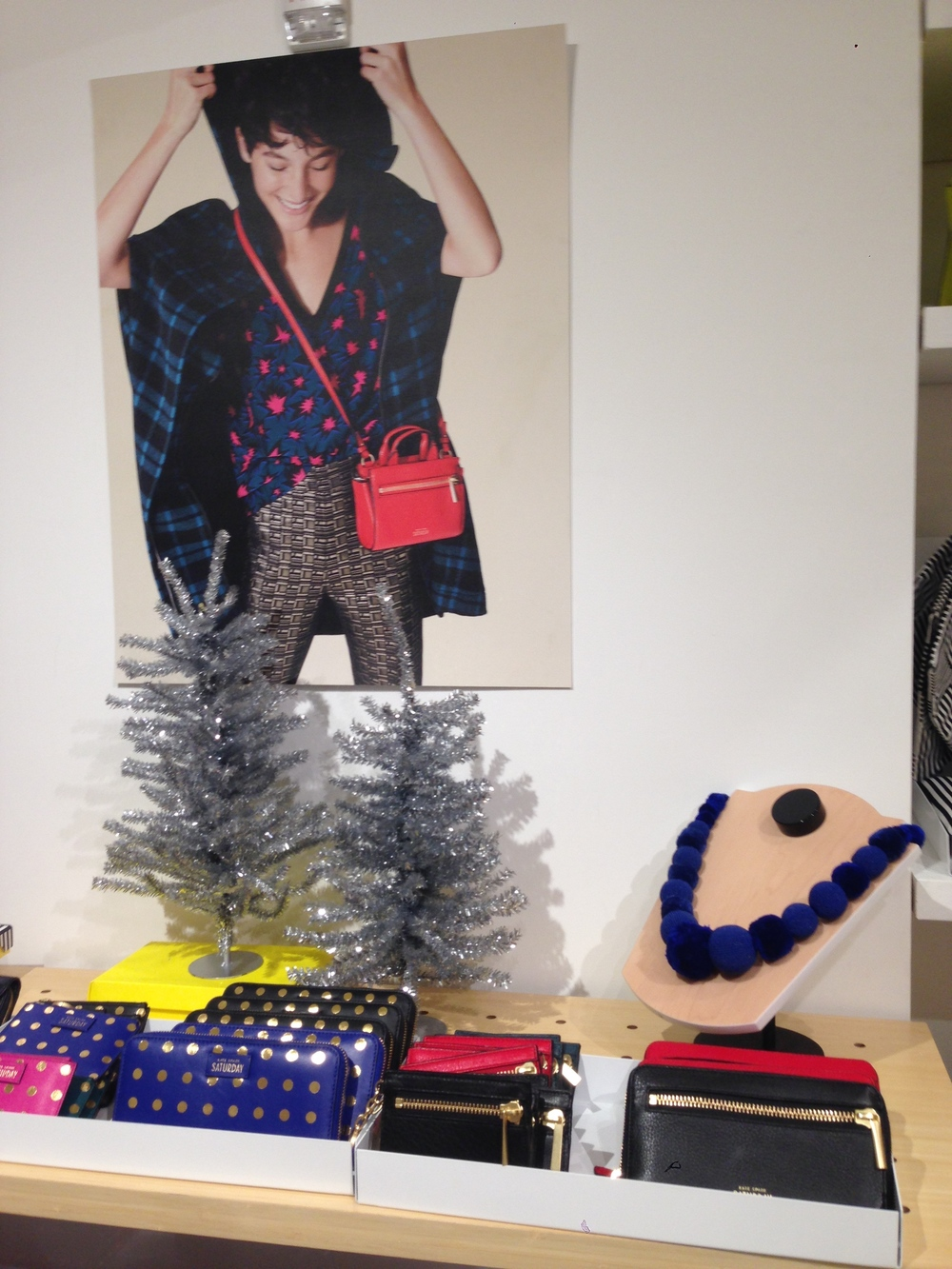 Clutches and Christmas Trees...