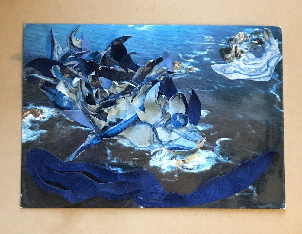 Untitled, Ocean 1