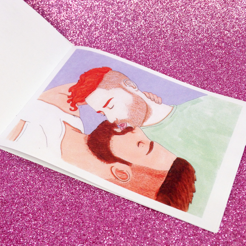 Kissing Zine