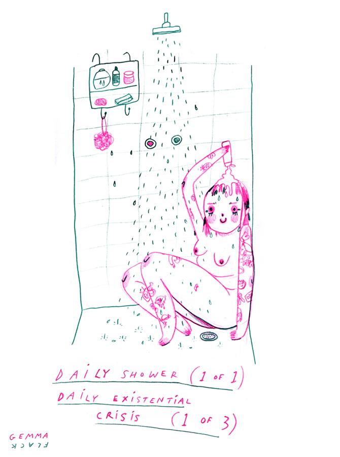 Shower Crisis