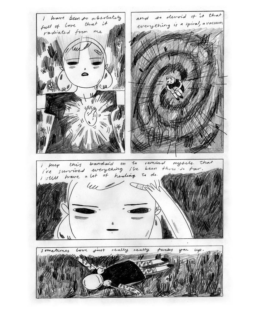 Romance Comic Pt 1