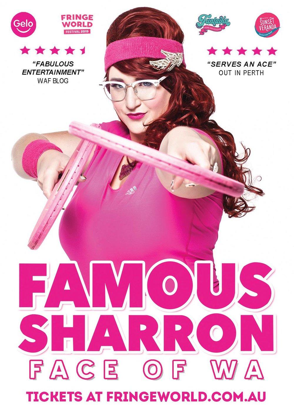 Famous Sharon
