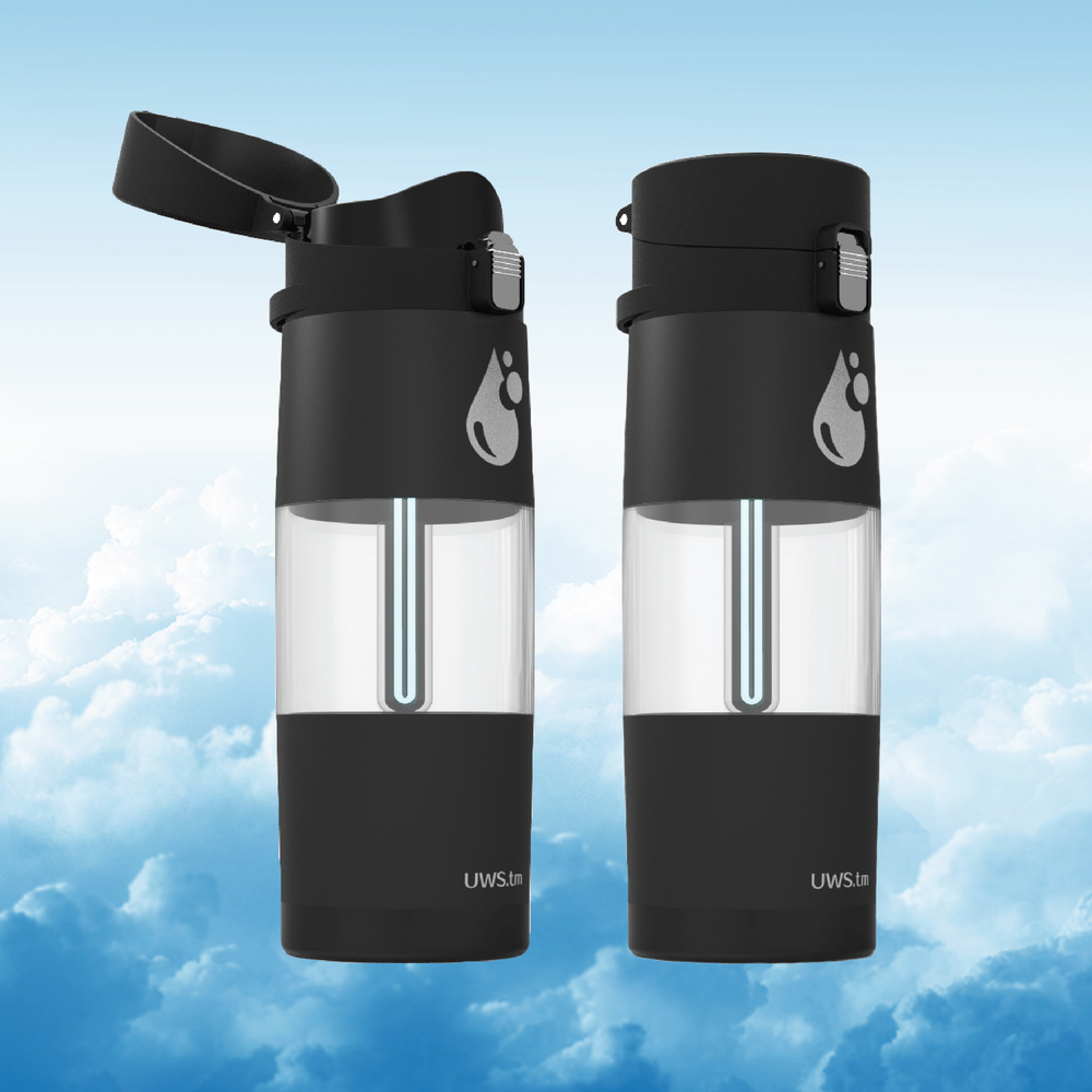 One-Touch Water Bottle