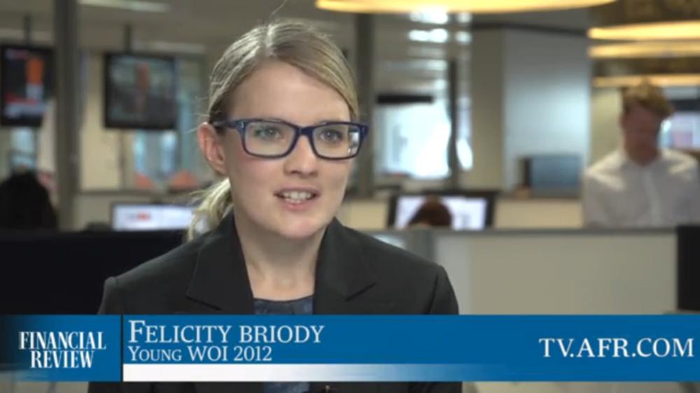 Felicity Briody