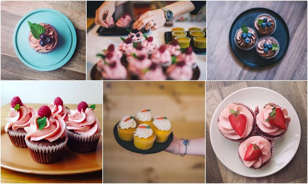 Sbíhají se mi sliny jen se na Cupcakes dívám :-)