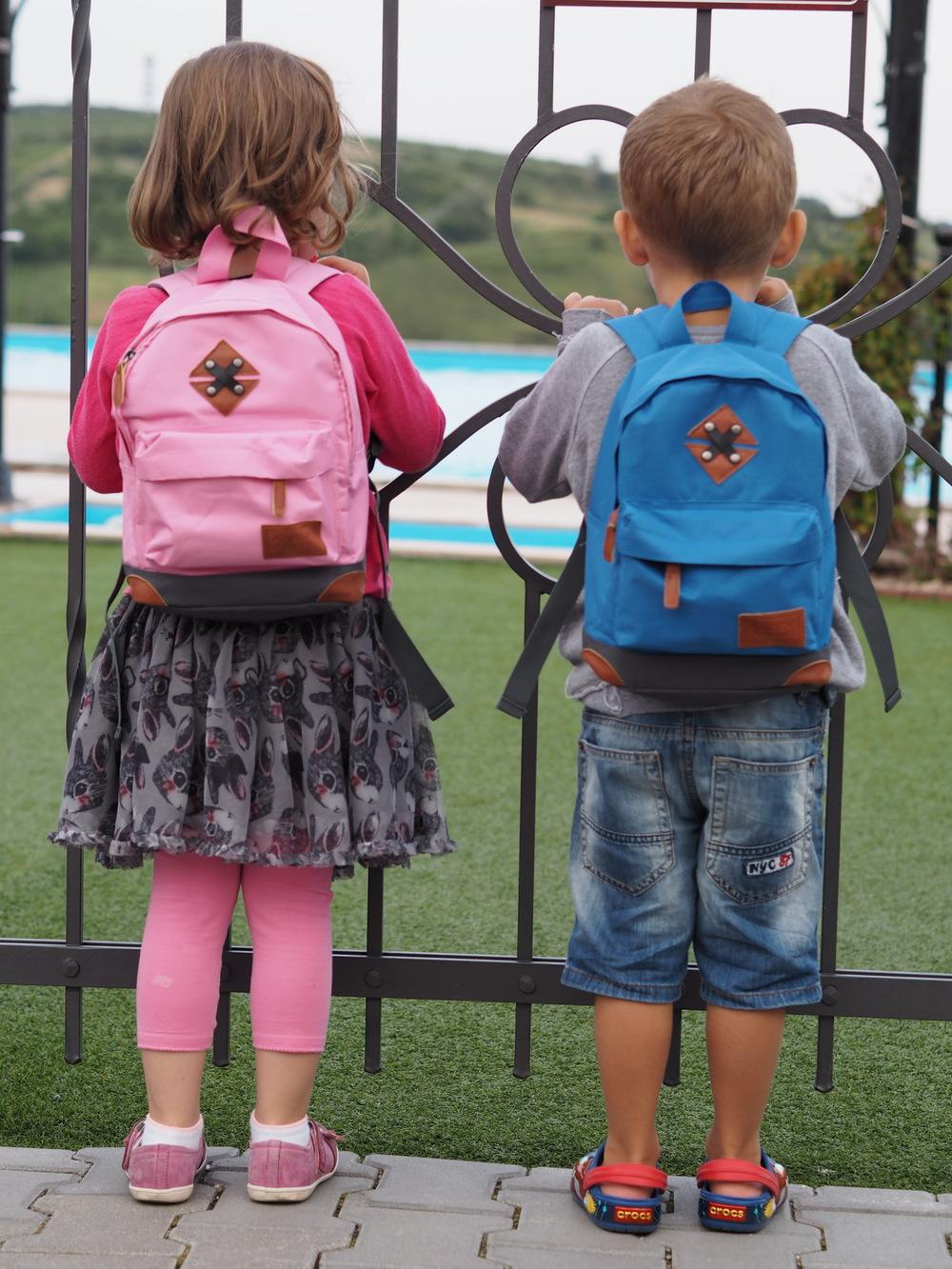 Školkové batůžky ABBEY můžete sehnat na eFitness.cz nebo   ZDE