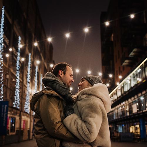 Donato e Greta - London