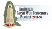 Hadleigh Great War Centenary Project