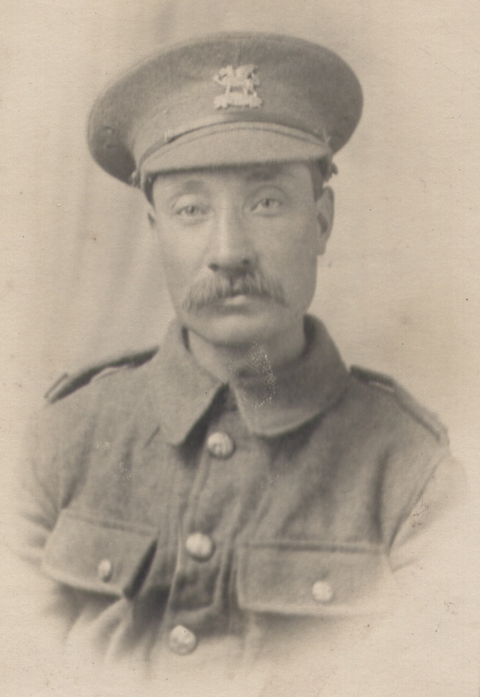 Private Ophir Alfred Jarvis