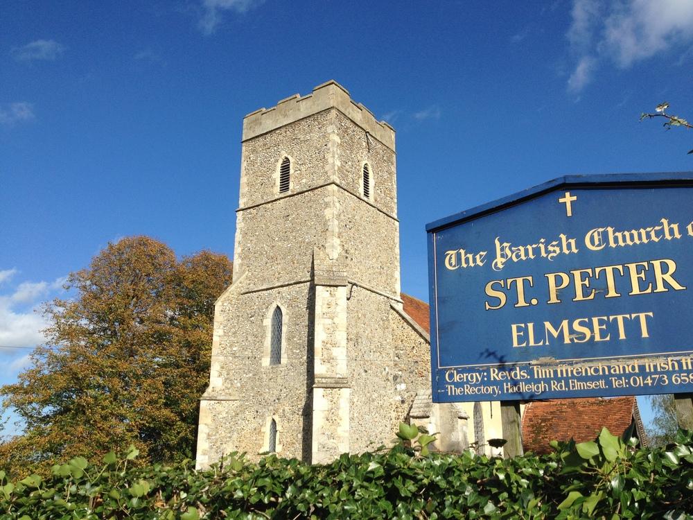 St Peter's Elmsett