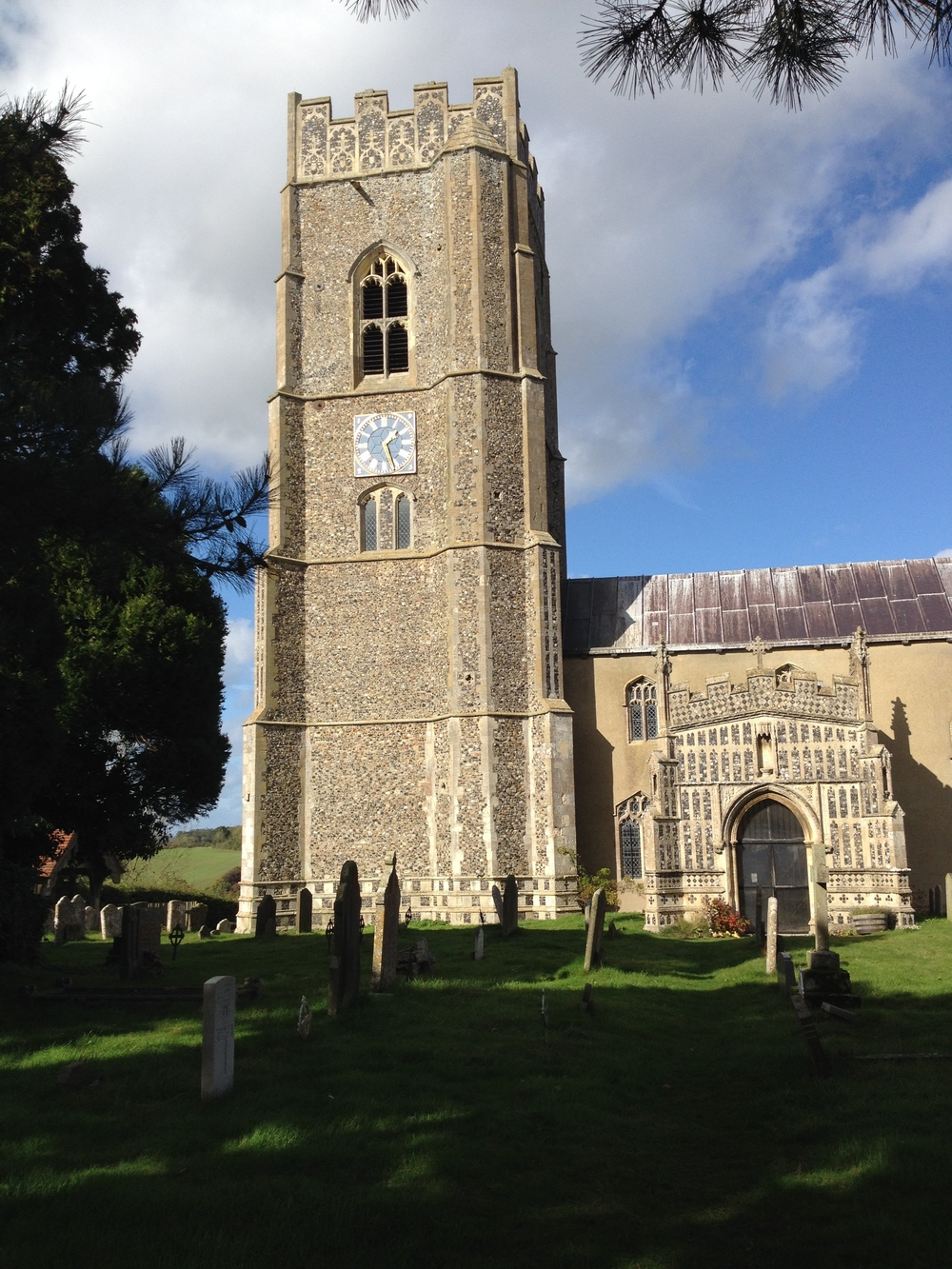 Kersey Church