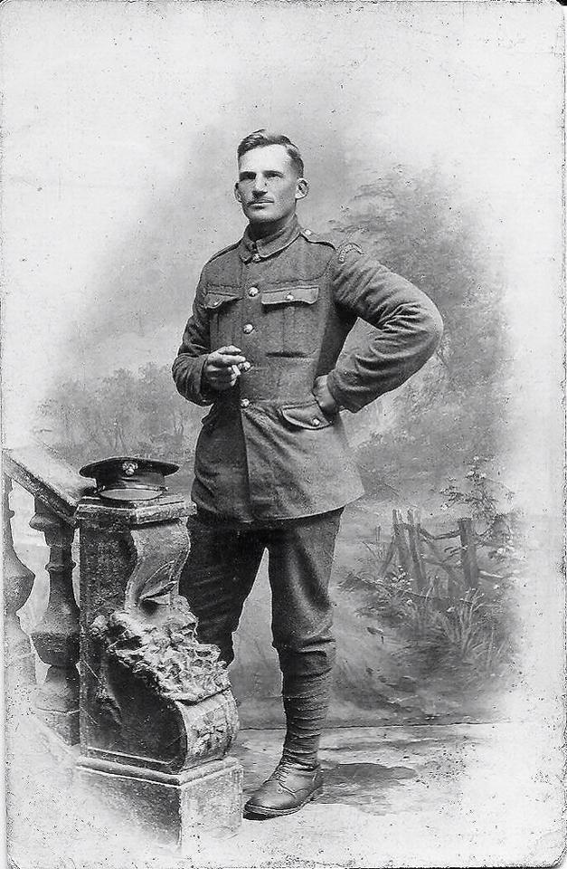 Lance Corporal Robert George Ward