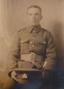 Private Leonard Bloomfield
