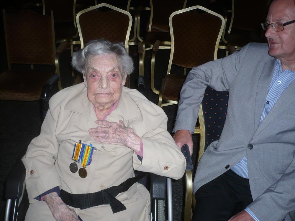 Margaret Jarvis age 99 at Lights Out.JPG