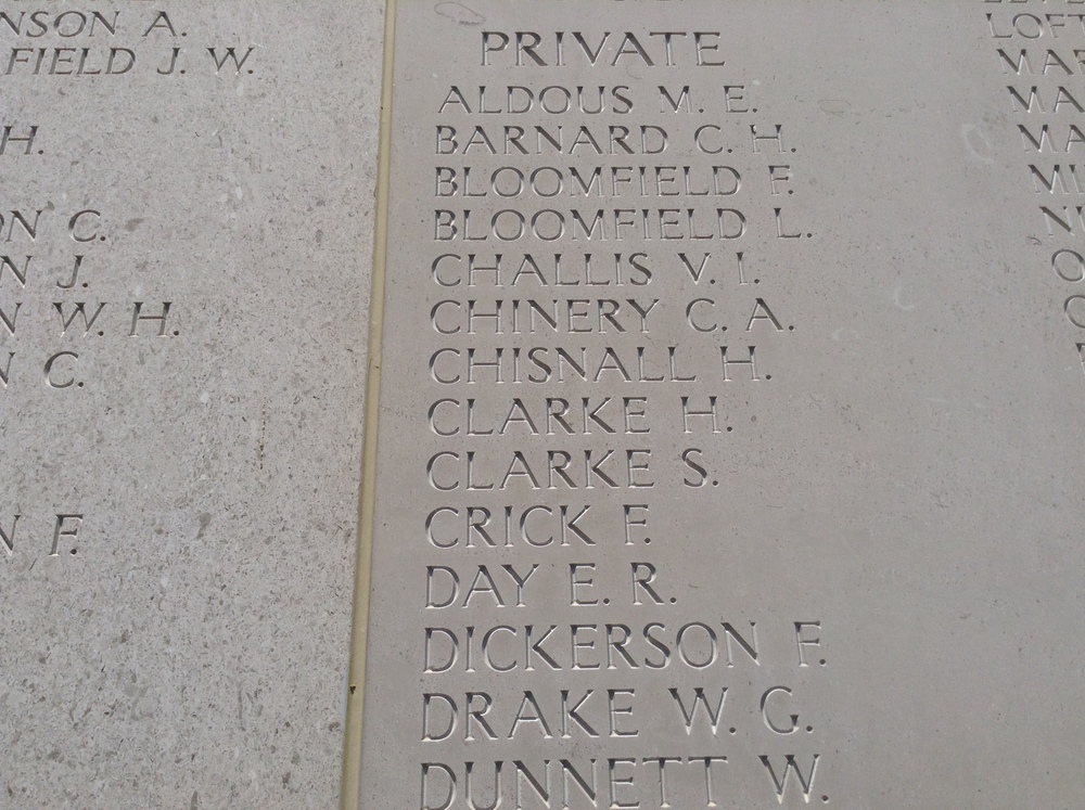 Suffolk Regt panel on Helles Memorial.JPG