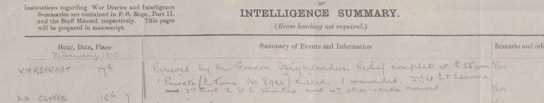 2 Suffolks war diary 17 Feb 15 close up.jpg