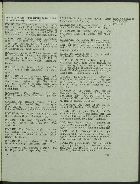 CWGC Grave Register W Rolfe.JPG
