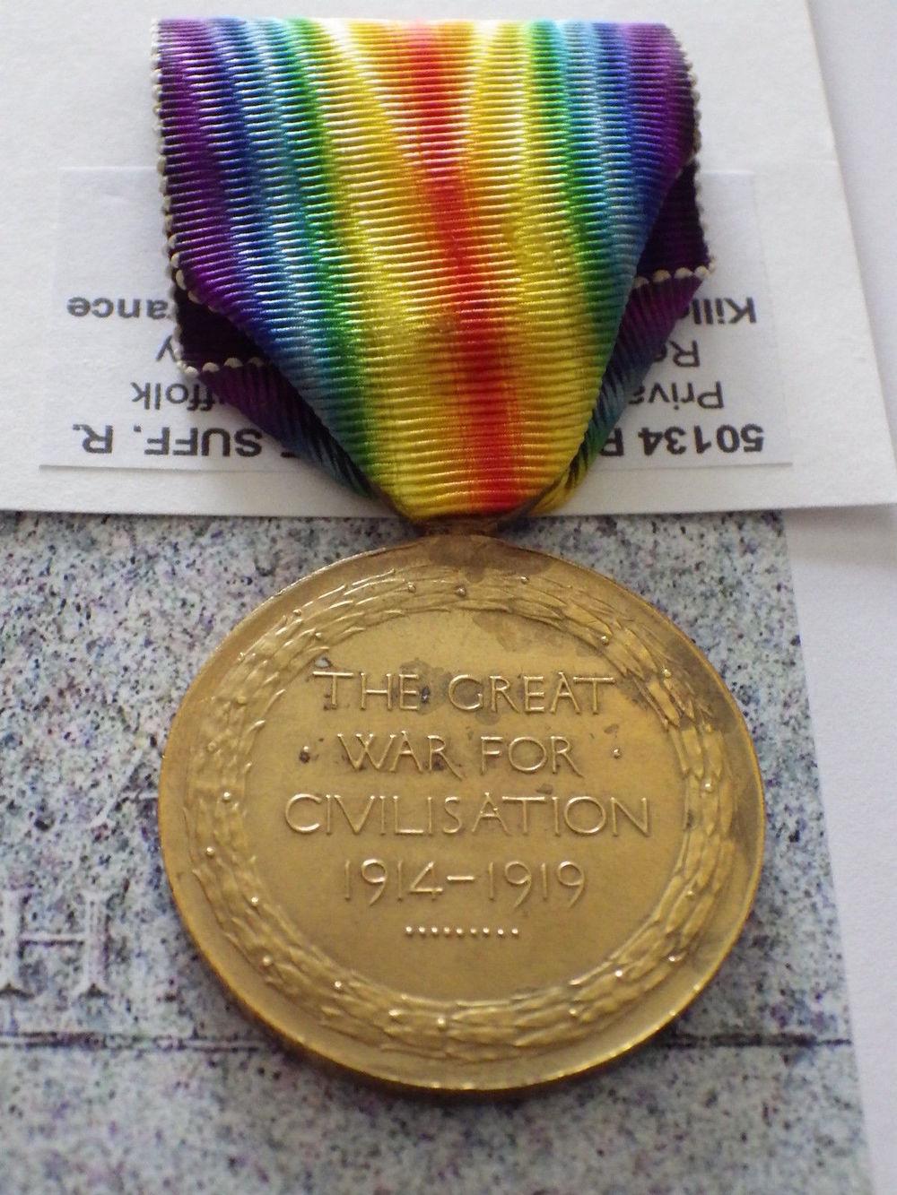 W Rolfe Vic Medal 4.JPG