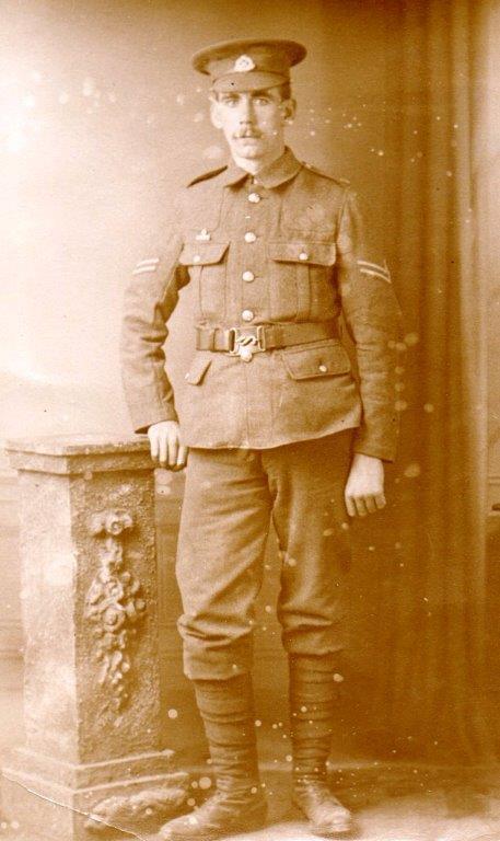 Corporal Bertie Charles Emmerson
