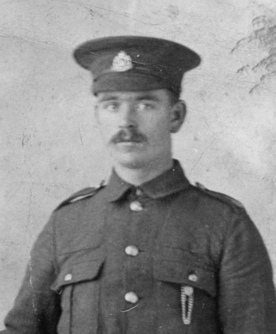 Private Robert Lambert.