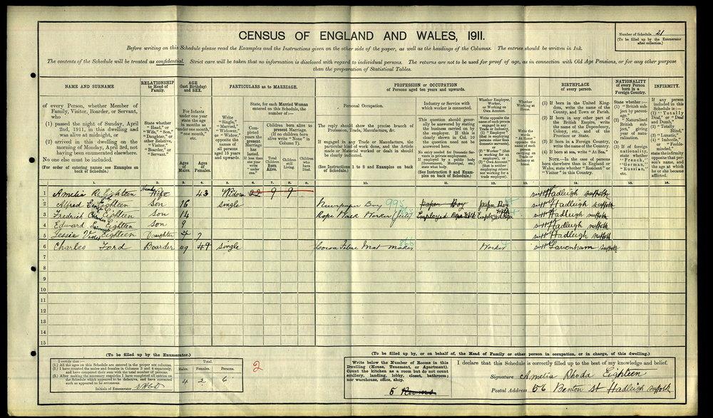 anc 1911 Census Frederick Eighteen.jpg
