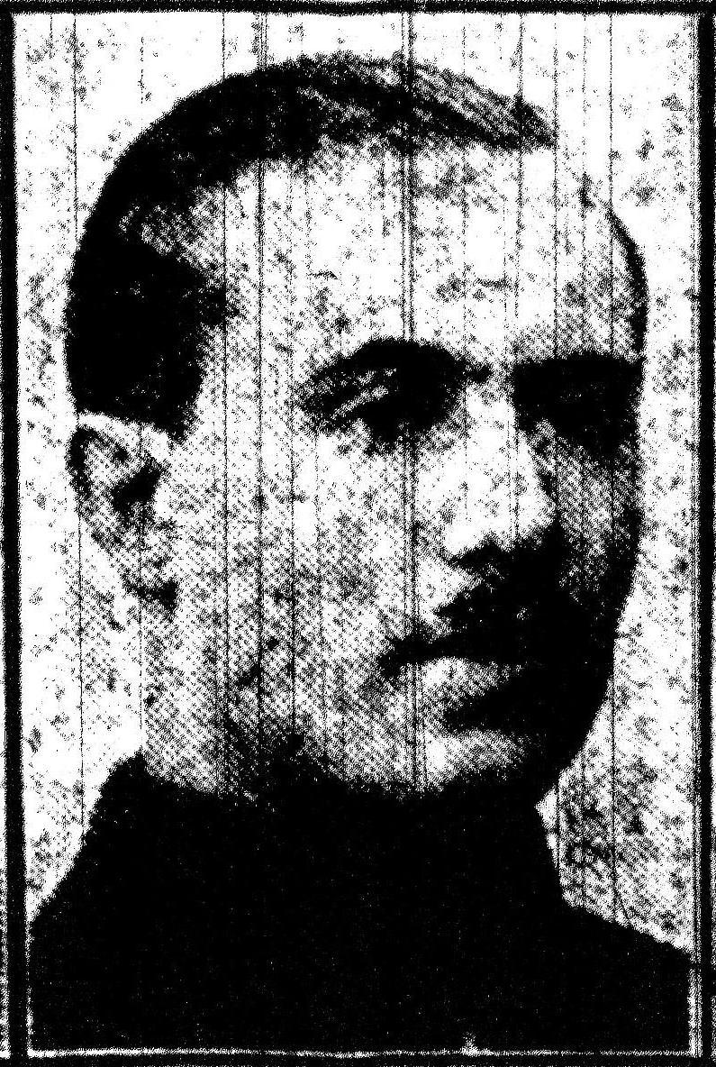Private Arthur James Chisnall