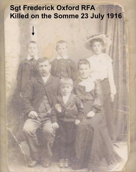 Oxford family photo