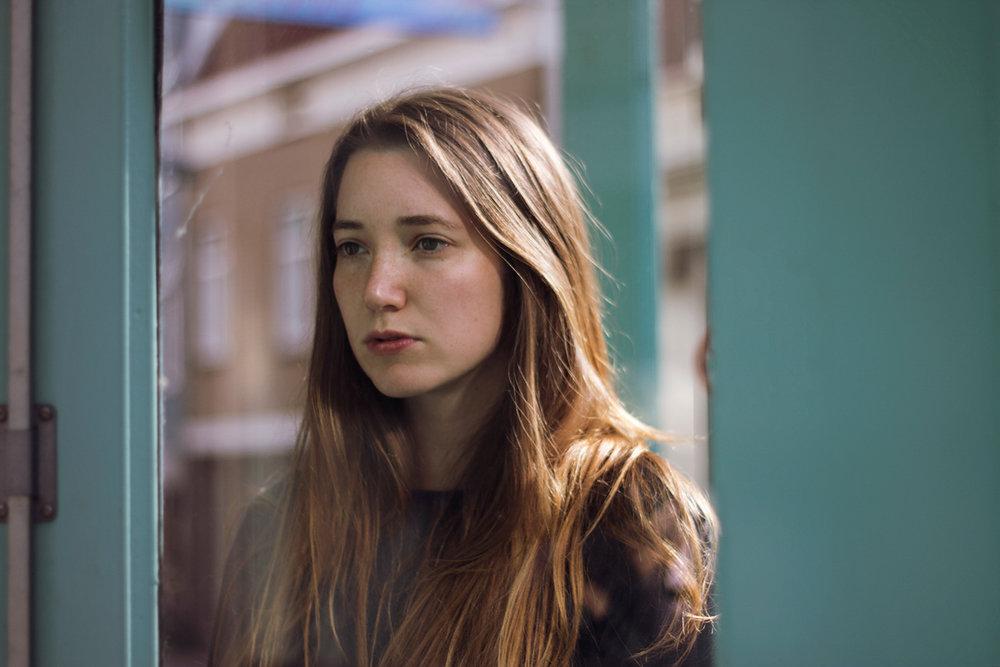 emotional color portrait photography