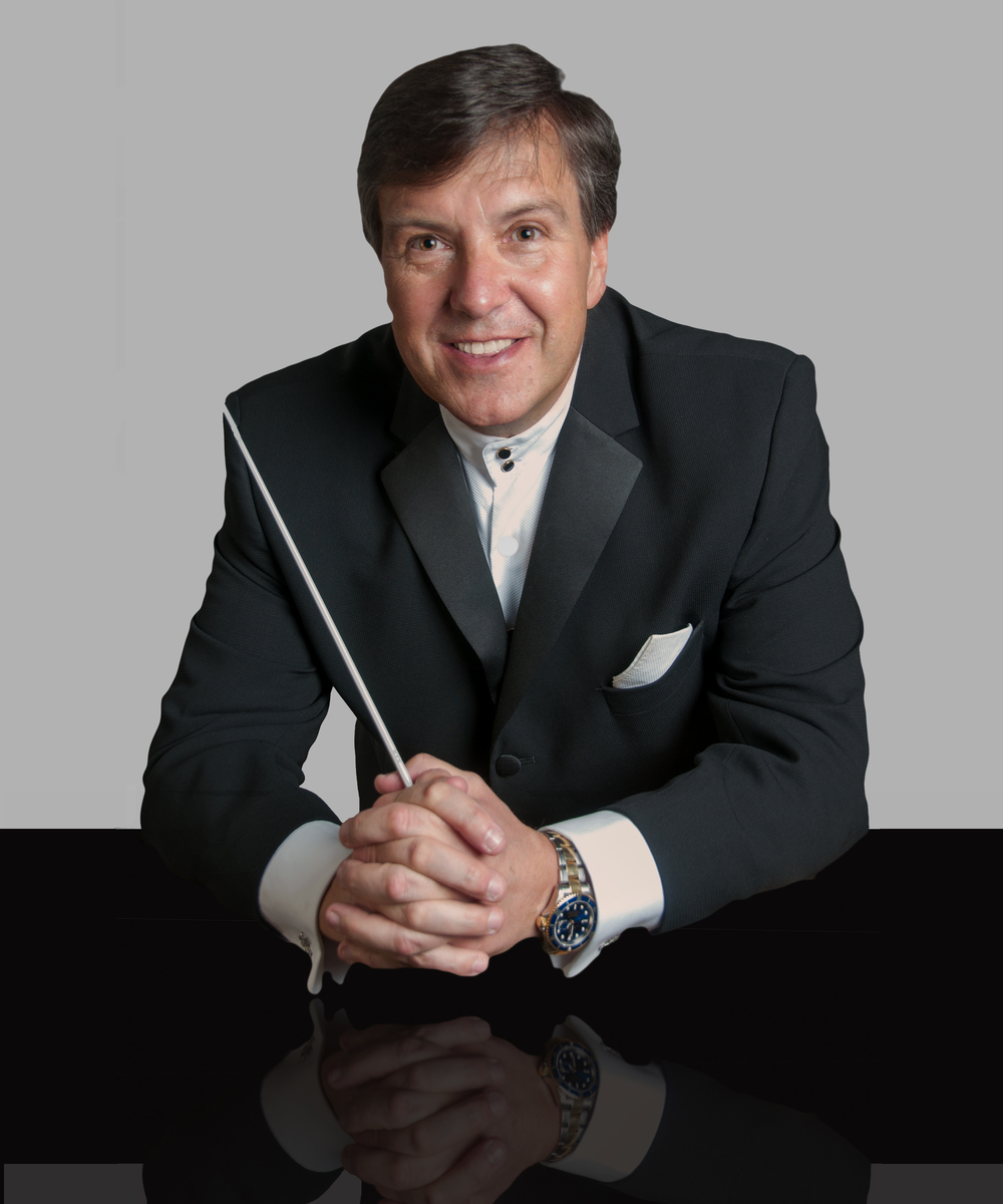 Dr. Nicholas J. Childs (Conductor and DoM)