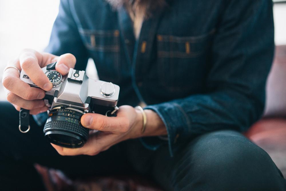 Création de contenus   - Photographes, vidéastes-