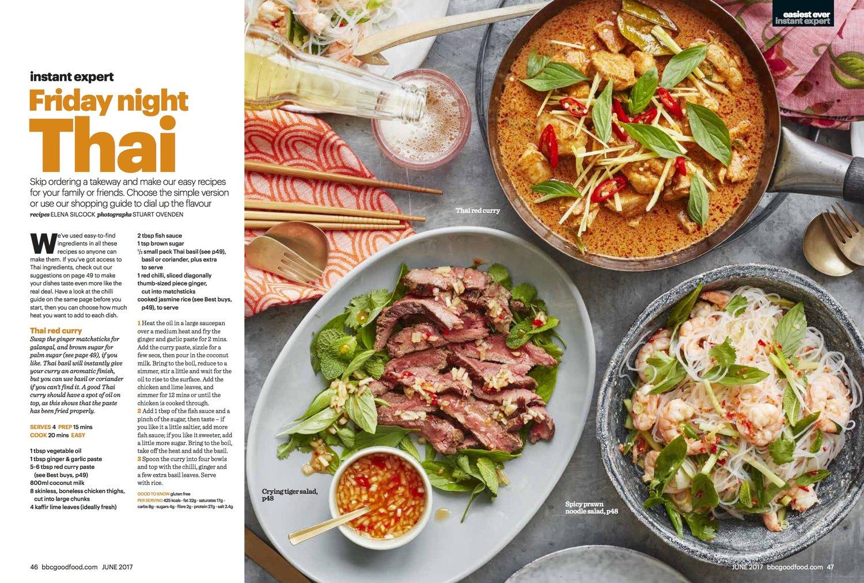 Food writing elena silcock instant expert thai forumfinder Images