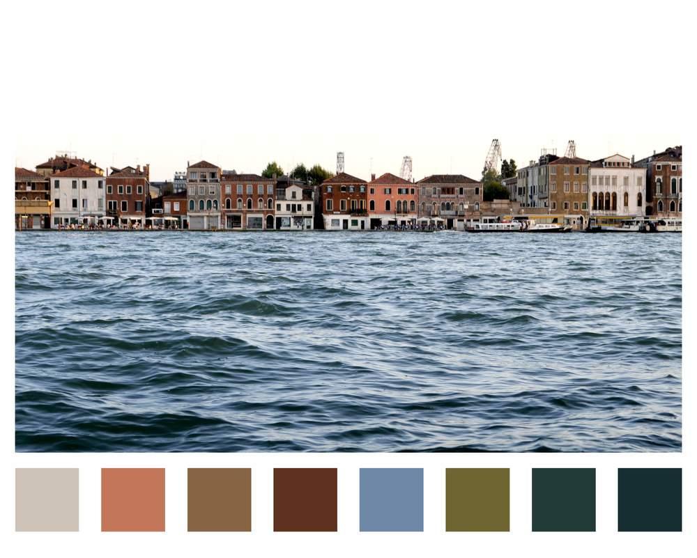 Venetian Palette