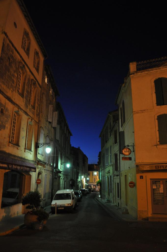 Alley in Arles