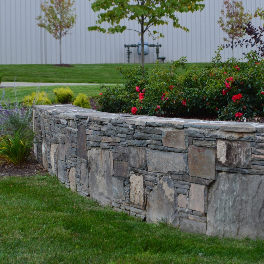 retaining wall landscaping in bethel and goshen, NY