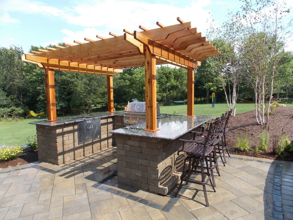 Outdoor Kitchens Warwick, NY