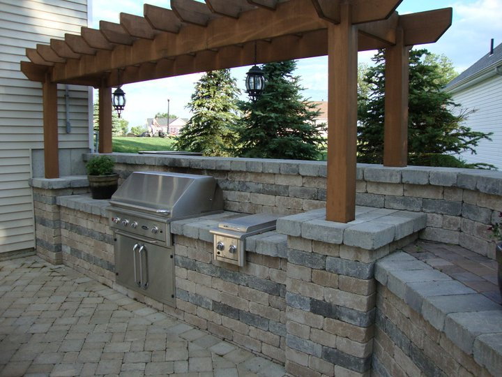 Outdoor Kitchen Goshen NY